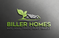 Biller Homes Logo - Entry #2