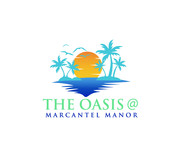 The Oasis @ Marcantel Manor Logo - Entry #119