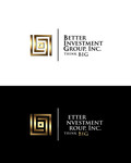 Better Investment Group, Inc. Logo - Entry #155