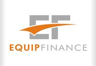 Equip Finance Company Logo - Entry #34