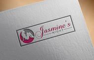 Jasmine's Night Logo - Entry #39