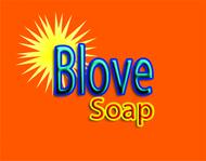 Blove Soap Logo - Entry #24