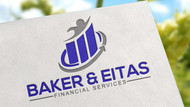 Baker & Eitas Financial Services Logo - Entry #324