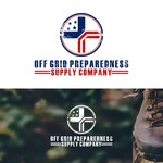 Off Grid Preparedness Supply Company Logo - Entry #73