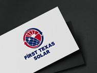 First Texas Solar Logo - Entry #139