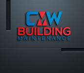 CMW Building Maintenance Logo - Entry #416