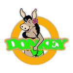 DONKEYS Logo - Entry #21
