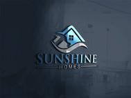 Sunshine Homes Logo - Entry #219