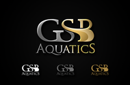 GSB Aquatics Logo - Entry #109