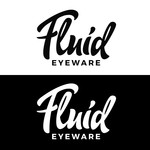 FLUID EYEWEAR Logo - Entry #73