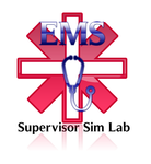 EMS Supervisor Sim Lab Logo - Entry #136