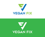Vegan Fix Logo - Entry #301