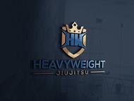 Heavyweight Jiujitsu Logo - Entry #115