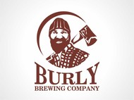 Burly Brewing Company Logo - Entry #18