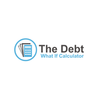 The Debt What If Calculator Logo - Entry #10