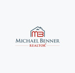 Michael Benner, Real Estate Broker Logo - Entry #102
