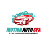 Motion AutoSpa Logo - Entry #97