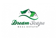 DreamScape Real Estate Logo - Entry #106