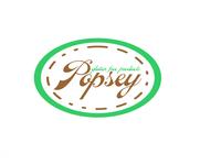 gluten free popsey  Logo - Entry #2