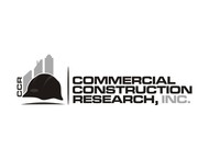 Commercial Construction Research, Inc. Logo - Entry #126