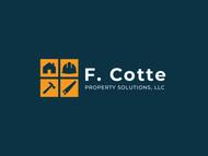F. Cotte Property Solutions, LLC Logo - Entry #27