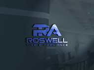 Roswell Tire & Appliance Logo - Entry #157