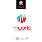 MiWorld Technologies Inc. Logo - Entry #94