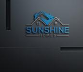 Sunshine Homes Logo - Entry #515