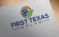 First Texas Solar Logo - Entry #36