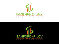 Sanford Krilov Financial       (Sanford is my 1st name & Krilov is my last name) Logo - Entry #516