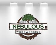 Nebulous Woodworking Logo - Entry #81