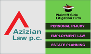 Azizian Law, P.C. Logo - Entry #19