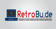 Logo for Museum of Game Consoles and Vintage Computers - Entry #33