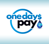 A Days Pay/One Days Pay-Design a LOGO to Help Change the World!  - Entry #88