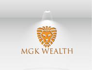 MGK Wealth Logo - Entry #243