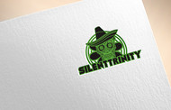 SILENTTRINITY Logo - Entry #244
