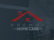 Prompt Home Care Logo - Entry #164