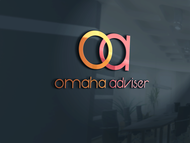 Omaha Advisors Logo - Entry #80