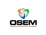 Omega Sports and Entertainment Management (OSEM) Logo - Entry #196
