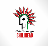 Chattanooga Chilihead Logo - Entry #5