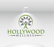 Hollywood Wellness Logo - Entry #53
