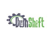 DwnShift  Logo - Entry #14