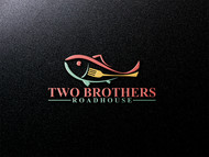 Two Brothers Roadhouse Logo - Entry #139