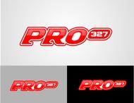 PRO 327 Logo - Entry #33
