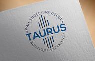 "Taurus Financial (or just ""Taurus"") Logo - Entry #524"