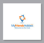 MyFriendsHobbies.com Logo - Entry #4