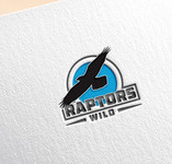 Raptors Wild Logo - Entry #342