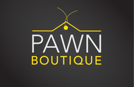 Either Midtown Pawn Boutique or just Pawn Boutique Logo - Entry #8