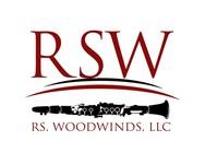 Woodwind repair business logo: R S Woodwinds, llc - Entry #101