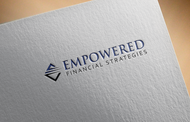 Empowered Financial Strategies Logo - Entry #8